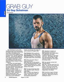 Loverboy Magazine Interview