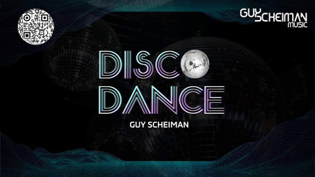 OUT NOW! WORLD WIDE RELEASE - DISCO DANCE