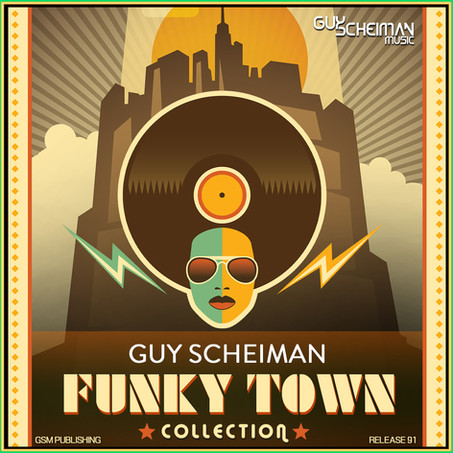 Worldwide release of GSM's 'Funky Town Collection'