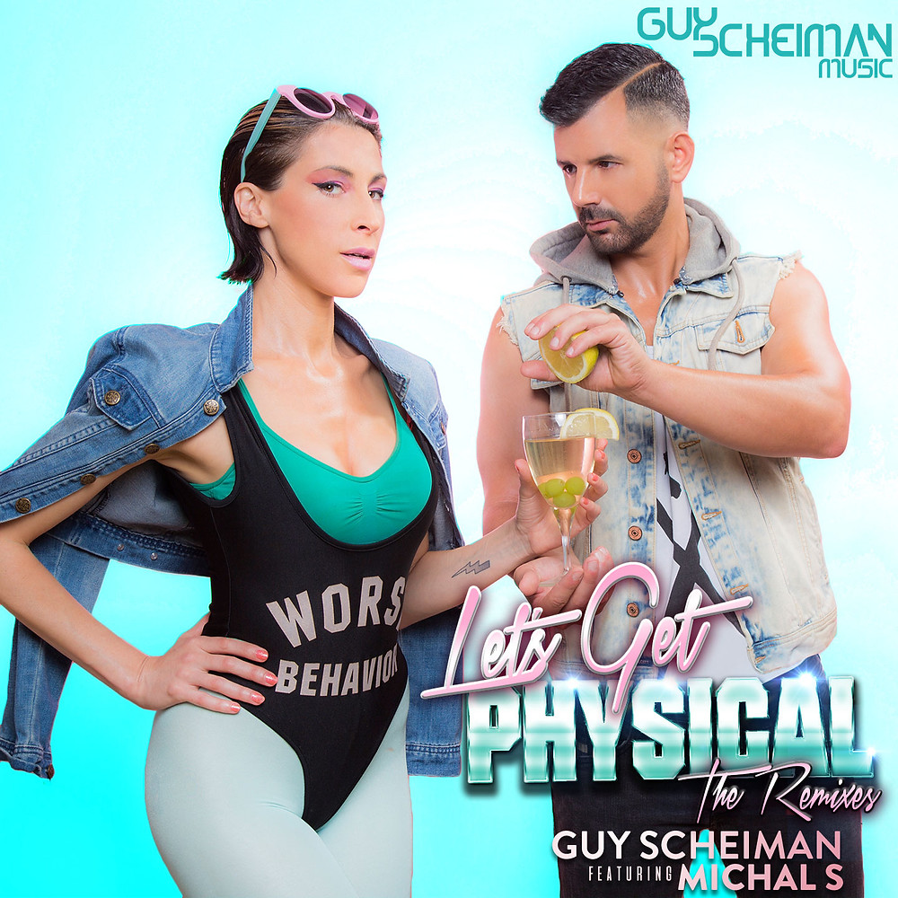"GSM's 28th release ""Let's Get Physical - The Remixes"" featuring Michal S. Covering Olivia Newton-John's hit song ""Physical"" from 1981, Scheiman's 2017 version gives this classic a high energy interpretation fitted for main room dance floors. ""Let's Get Physical"" features the Israel based singer Michal Shapira, Scheiman's primary vocalist on his most recent releases. With Remixes by Ozkar Lugarel & Rubb LV, GSP, Yan Bruno, Shlomi Mor and division4."
