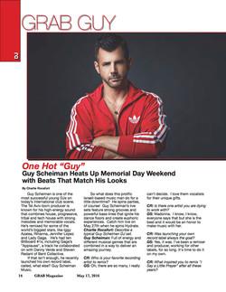 May 17, 2016 - Grab Magazine - Page 1