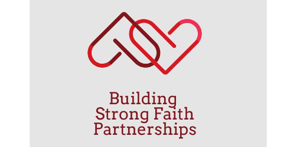 Building Strong Faith Partnerships - West TN