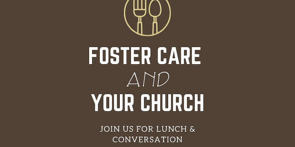 Foster Care + Your Church (Smoky Mountain Region)