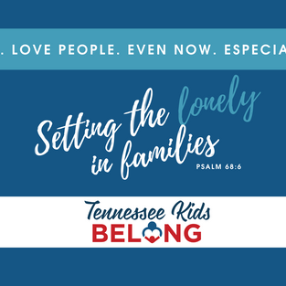 Setting the Lonely in Families