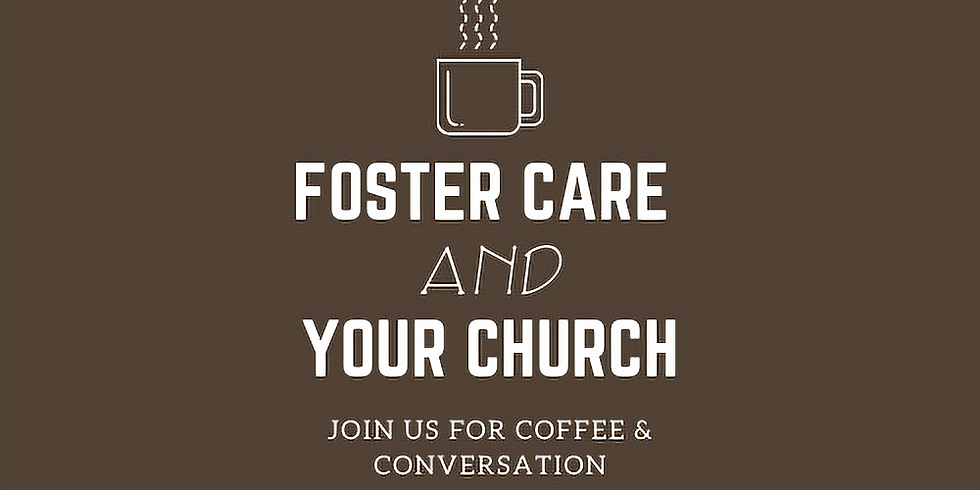 Foster Care + Your Church