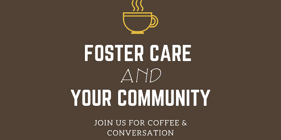 Foster Care + Your Community