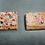 Thumbnail: Porte monnaie traditionnel fleuri