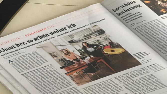Wochenzeitung FALTER, 05.12.2018