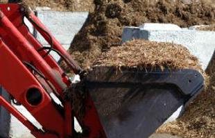 Bulk mulch
