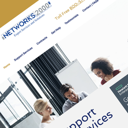Networks 2000 HP Services