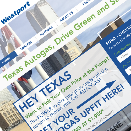 Texas Autogas Westport Fuels