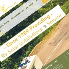 RV Solar Installation San Diego