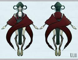 Kijo Character Sheet