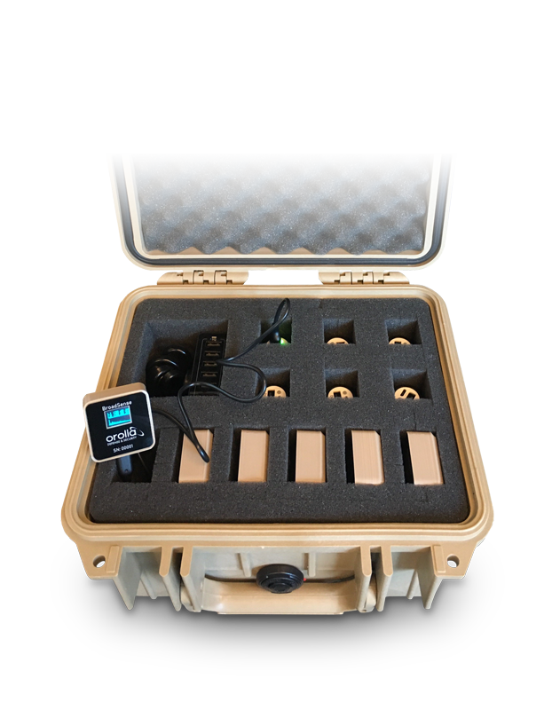 BroadSense Nano Box