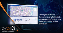 Orolia's GNSS Simulators Now Support an Ultra-Low Latency of 5ms