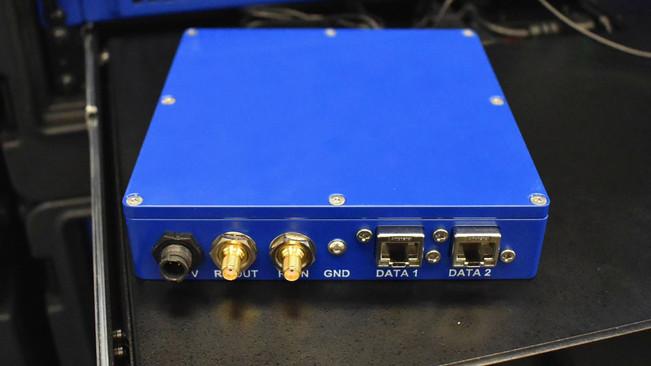 Talen-X displays Broadsim Wavefront simulator, Threatblocker and BroadSense Nano at ION JNC 2019