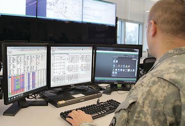 military on computer_RxStudio screen sho