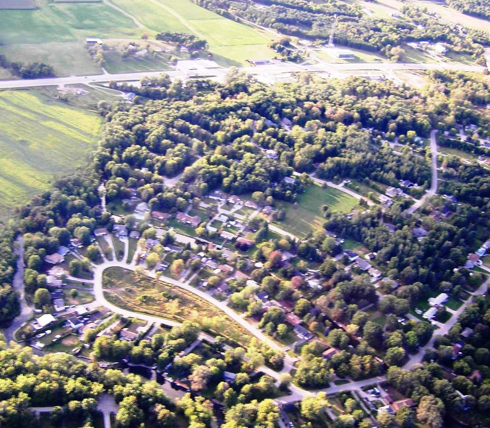 Bayou Park, 2008