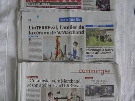 Articles presses et JPO (journees portes ouvertes )