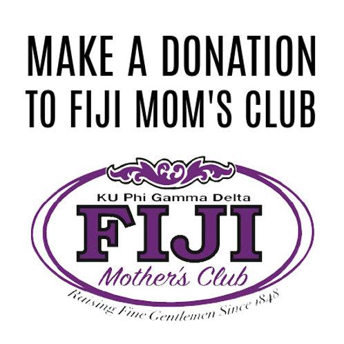 Make a Donation to Mom's Club