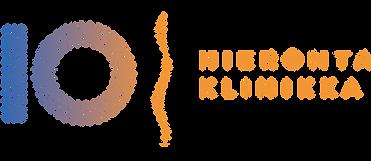 Hieronta IO-Klinikka Leppävaara logo