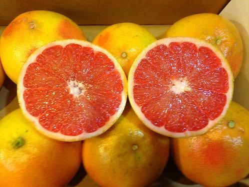 Organic Ruby Red Grapefruit