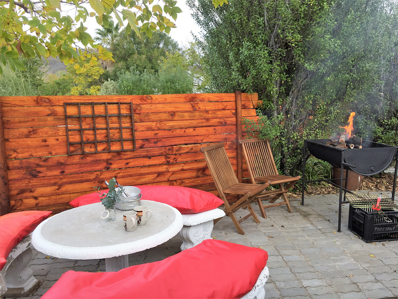 Open Barbecue at starliit nook