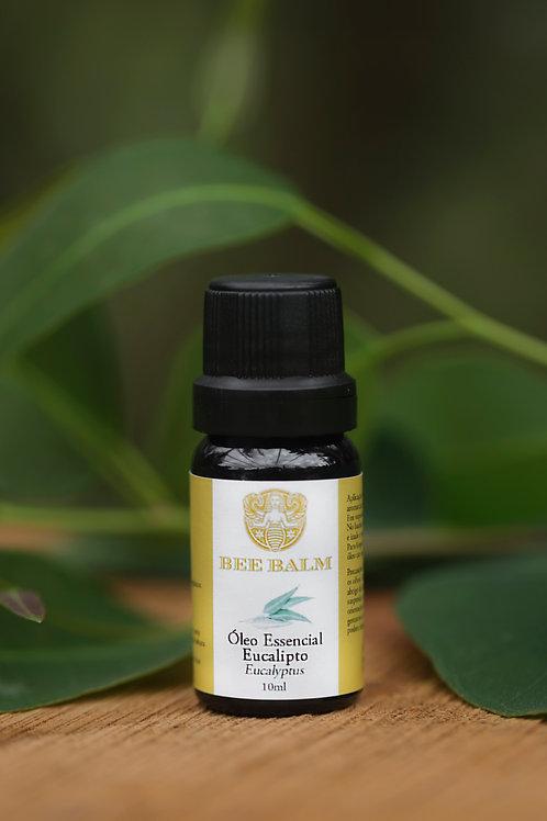 Óleo Essencial de Eucalipto Orgânico 10 ml
