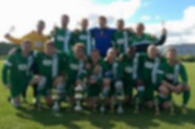 Alderbury FC win league, Morrison Cup and Premier Cup