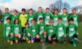 Alderbury FC U12 Panthers