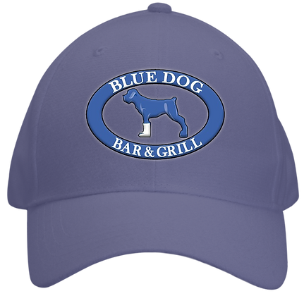 Blue Dog Hat - Dark Blue