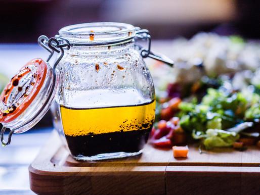 Antioxidant salad dressing recipe
