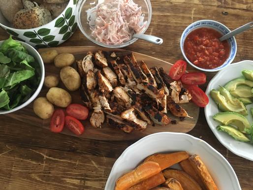 Yummy Mexican Chicken recipe
