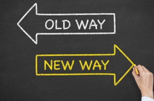 Rapid Change - How do we react to it?