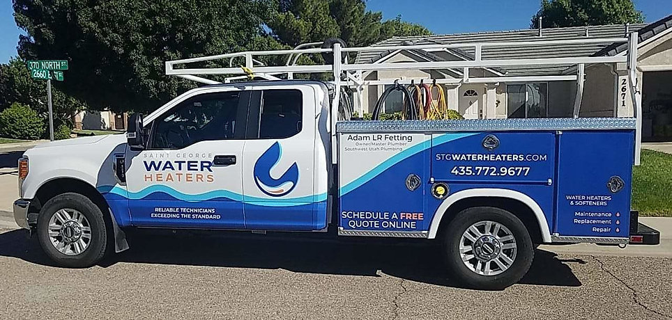 St George Water Heaters