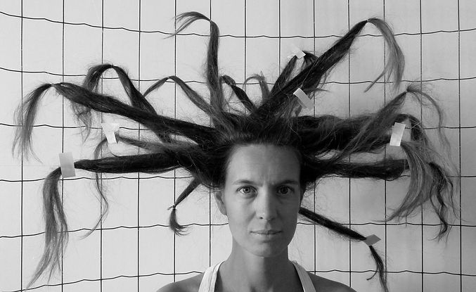 Hair (Tribute to GMC)-2010-r.jpg