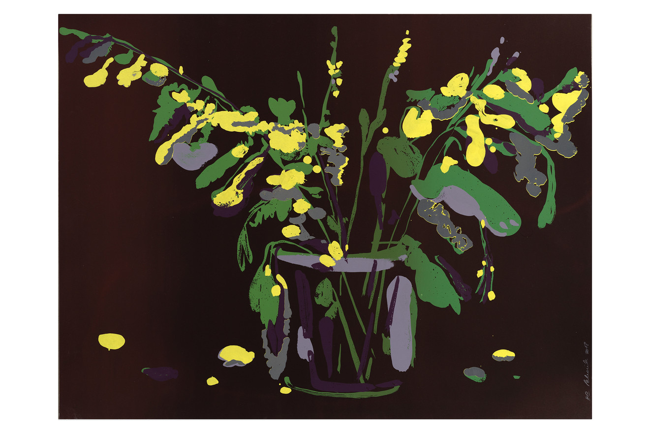 Mimosas (Nocturne), 2018