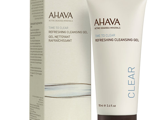 Time To Clear: Refreshing Cleansing Gel