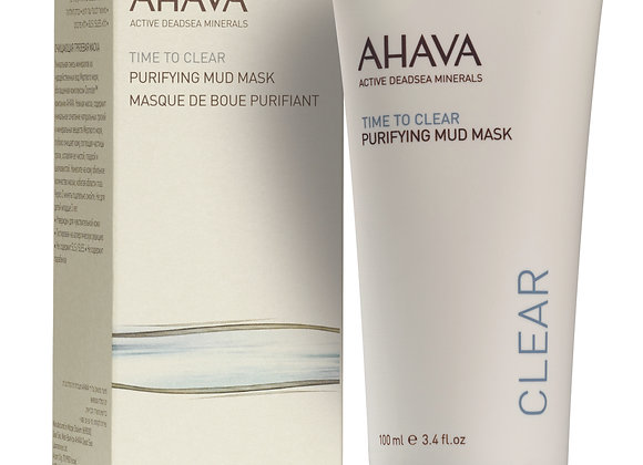 Time To Clear: Purifying Mud Mask