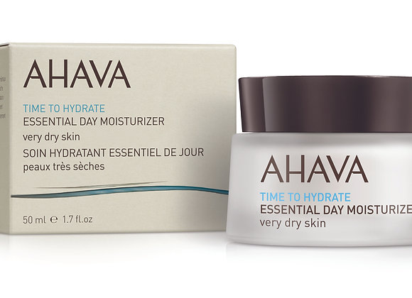Time To Hydrate: Essential Day Moisturizer (Zeer droge huid)