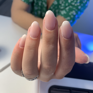 Babyboom op eigen nagel