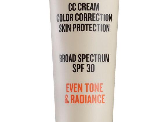 CC cream: Color Correcting Skin Protection (SPF 15)