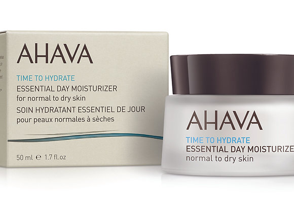 Time To Hydrate - Essential Day Moisturizer (Normal to dry skin)