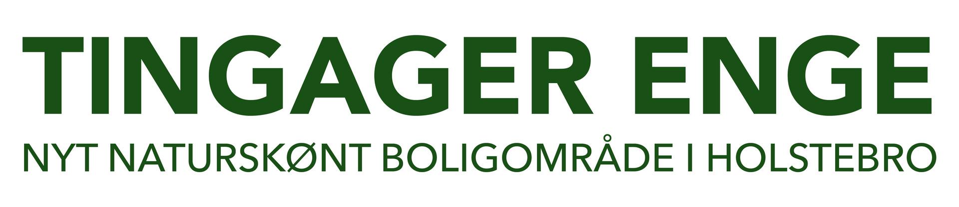 Tingager Enge Logo