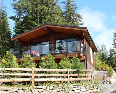 Port Renfrew Cottage rental