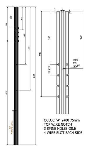 Ocloc 'A' (2.4m) - Riverland Post.jpg