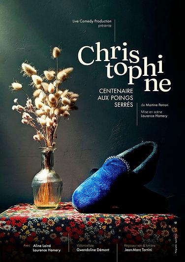 Christophine  trio théâtral et musical