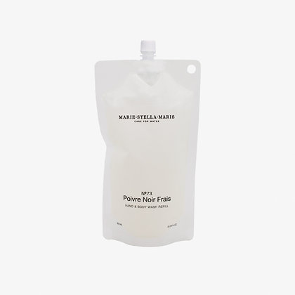 Hand & Body wash Refill - 600 ml