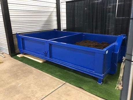 Waste Disposal Dumpster Bin