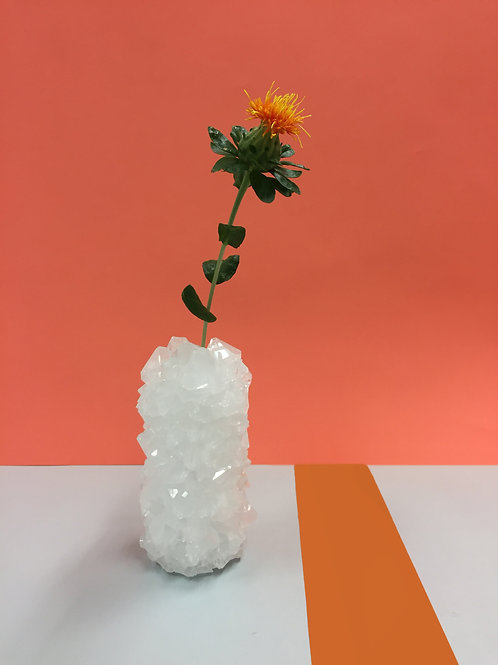 MINI Crystal Vase Pure